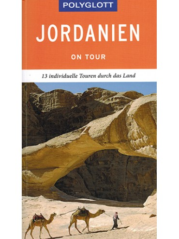 Jordanien on tour. Polyglott