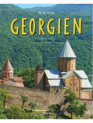 Reise durch Georgien